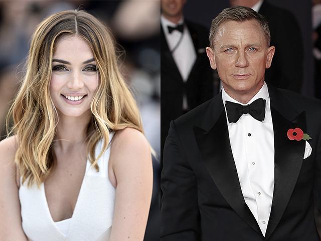 Ana de Armas y Daniel Craig tienen