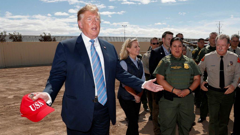 'México está equivocado', dice Trump; retoma amenazas por migrantes