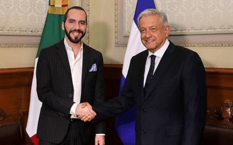 Unión Europea apoya reunión del Presidente Nayib Bukele con AMLO