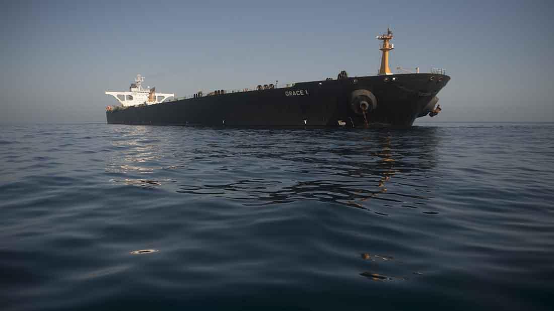 Gibraltar rechaza la petición de EE.UU. para detener al petrolero iraní