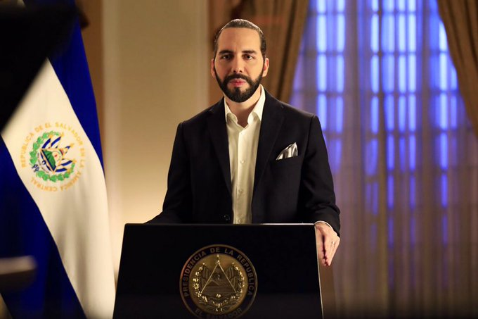 El Salvador confirma la asistencia de Bukele a la investidura de Giammattei