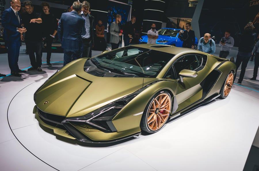 Lamborghini Launches Xian\u0027s Most Powerful Super Sports Car