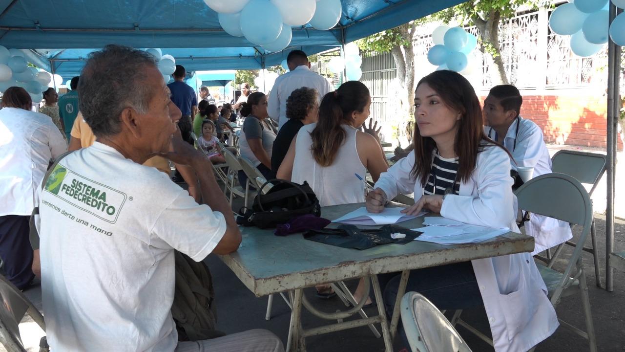 Nuevas Ideas desarrolla jornada médica en Mejicanos - Diario La Página - Diario La Página