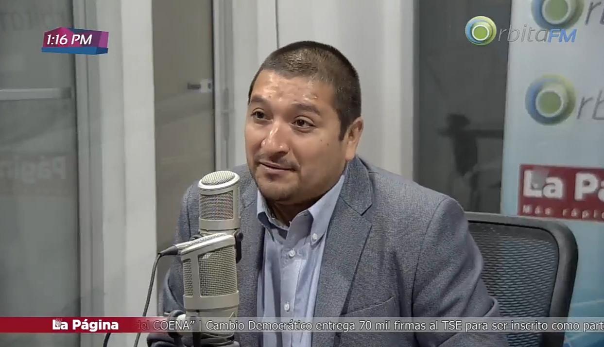 """Juan Pablo Álvarez: """"Debemos sentirnos orgullosos de ser de Soyapango"""" - Diario La Página"""