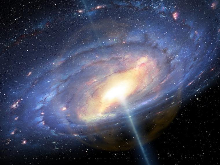 Vía Láctea genera explosión cataclísmica hace 3,5 millones de años_Spanish