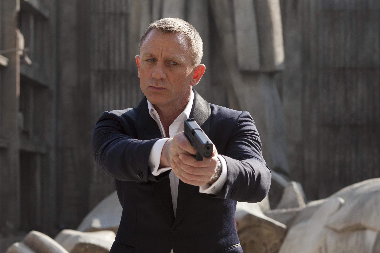 Ya tenemos las primeras imágenes de James Bond No Time To Die