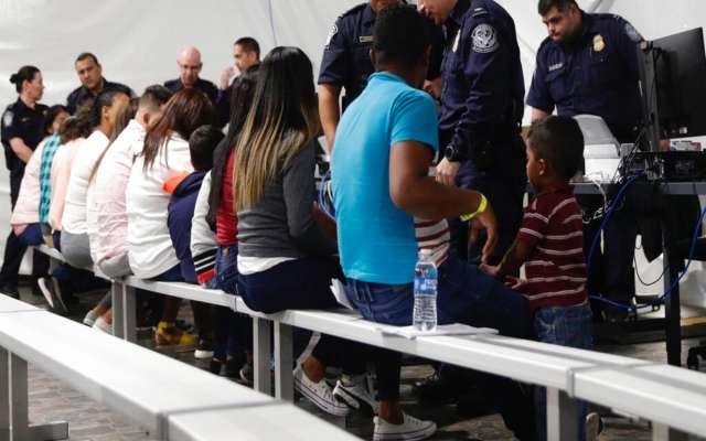 Nueva caravana de migrantes parte hacia Estados Unidos — Honduras
