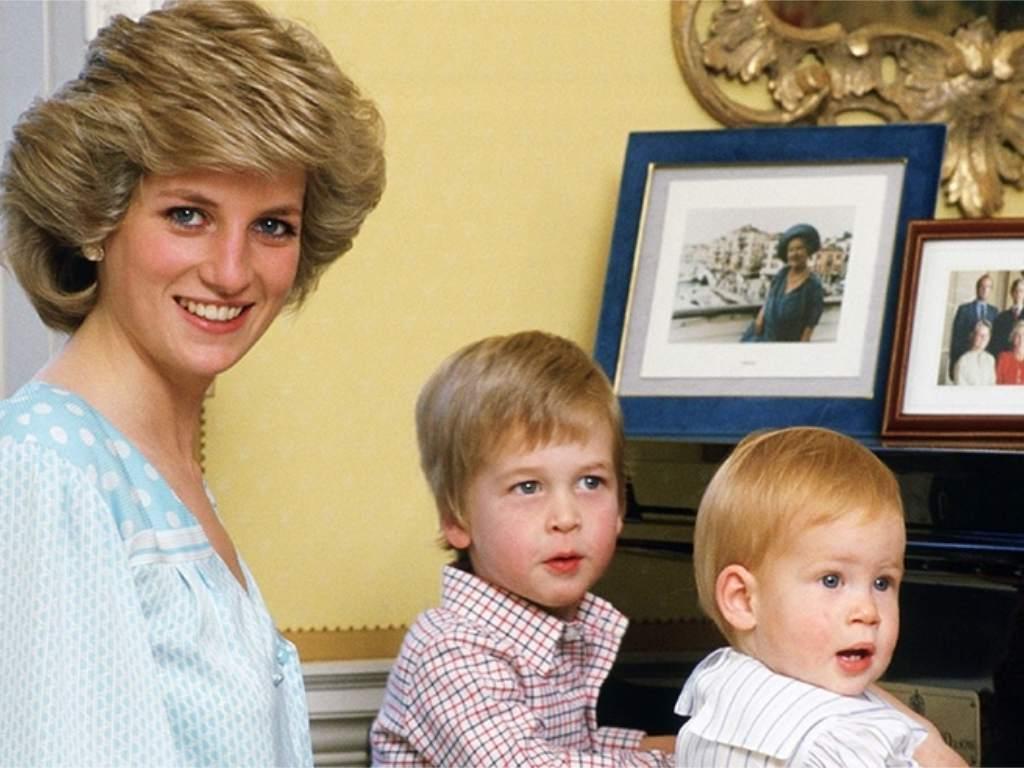 Las palabras premonitorias de Lady Di sobre el futuro del príncipe Harry