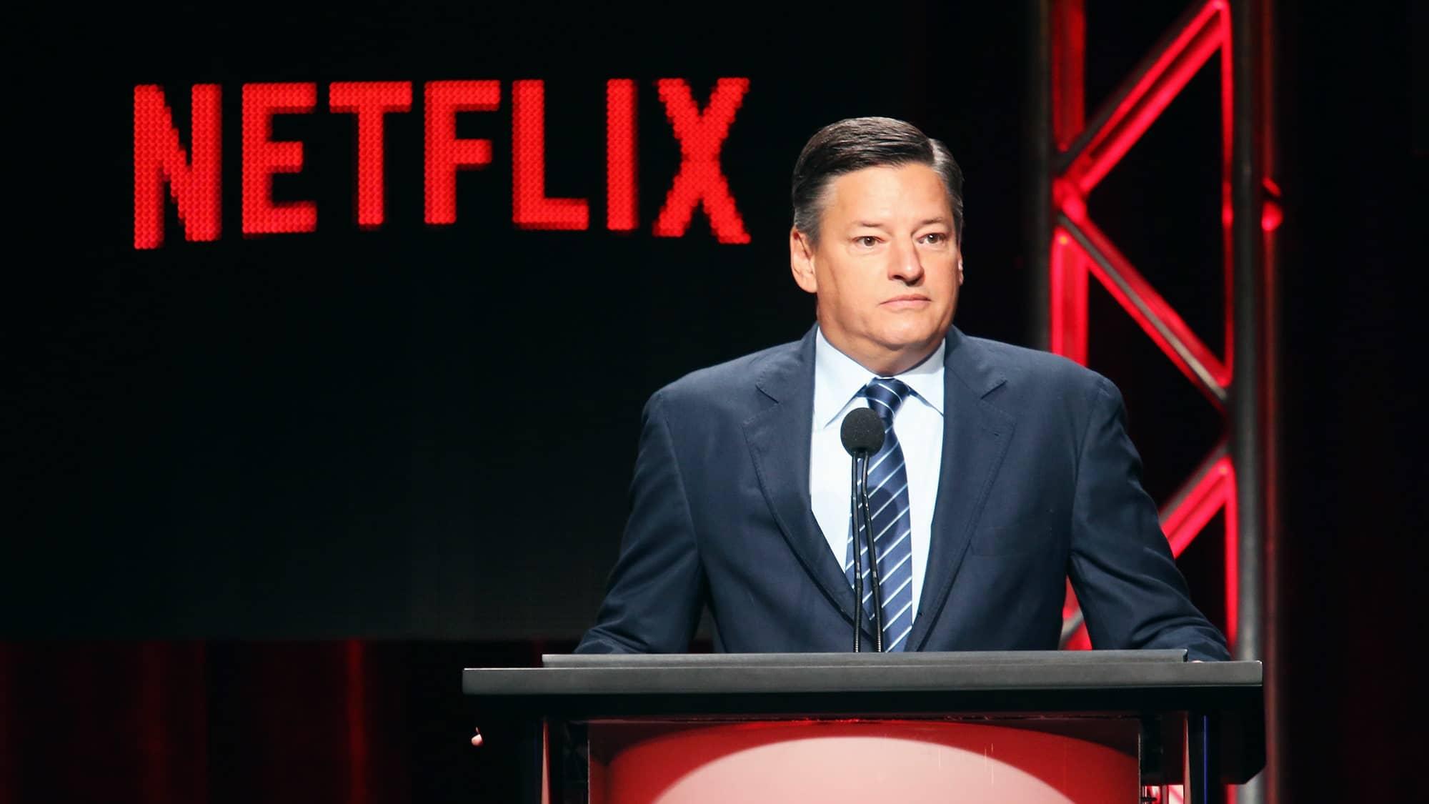 Netflix destinará USD 100 millones para industria del entretenimiento por coronavirus