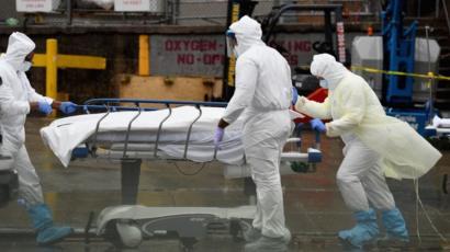 Autopsias revelan que el coronavirus empezó a esparcirse en enero en EEUU