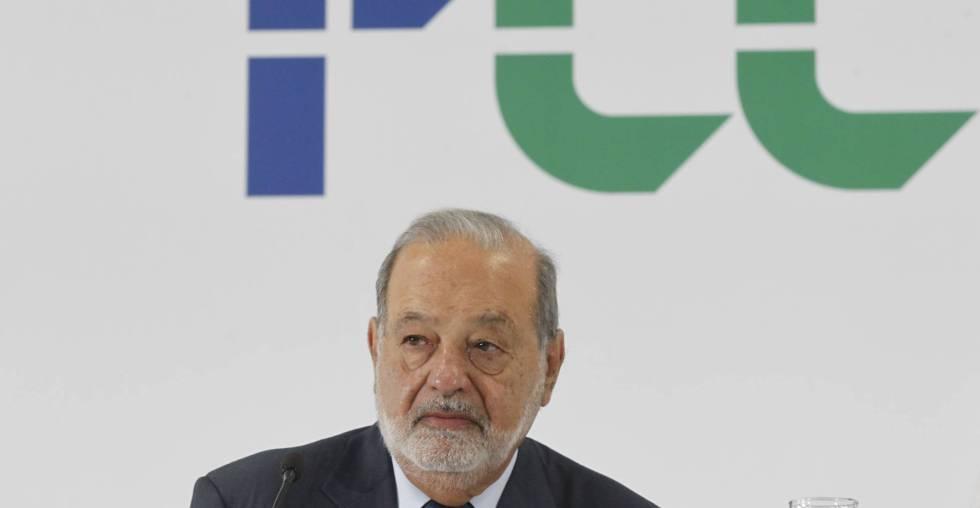 El empresario Carlos Slim se encuentra hospitalizado por covid-19