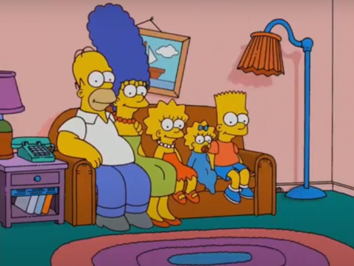 Los Simpson también predijeron caos y disturbios por elecciones en EU