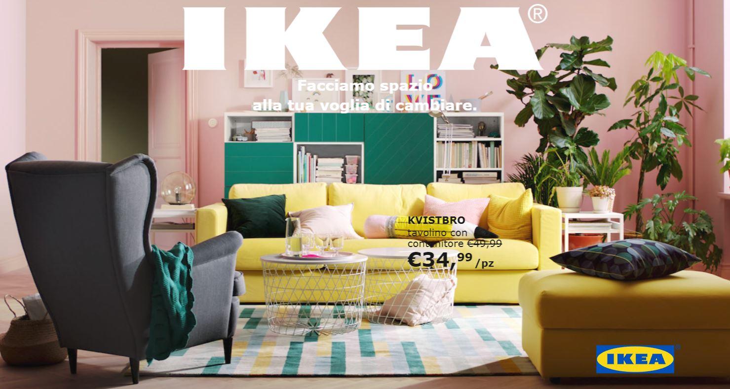 Sfoglia gratis il catalogo IKEA 2018