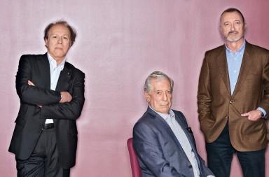 Perez-Reverte-Mario-Vargas-Llosa-y-Javier-Marías-entrevista-xlsemanal-1-e1495439269910-384×253