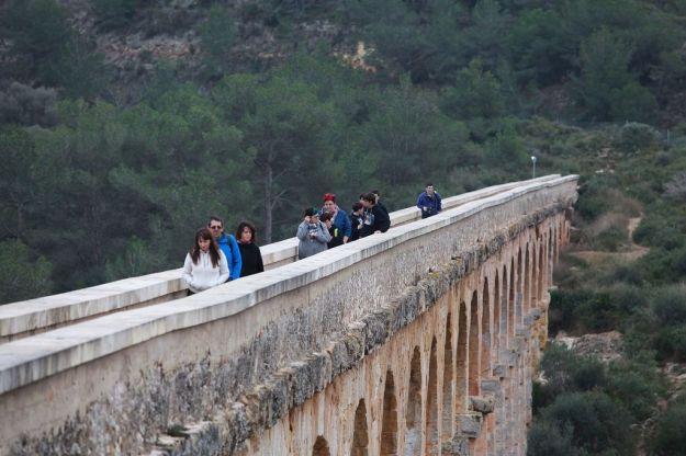 Aqueducte romà tarragona