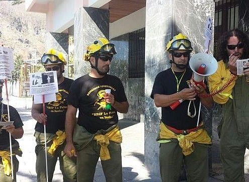 staking-brandweer-lapalma