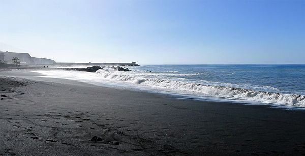 tazacorte strand