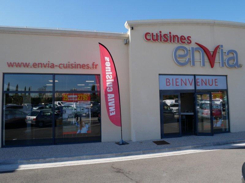 Envia Cuisines De Plan De Campagne My Home