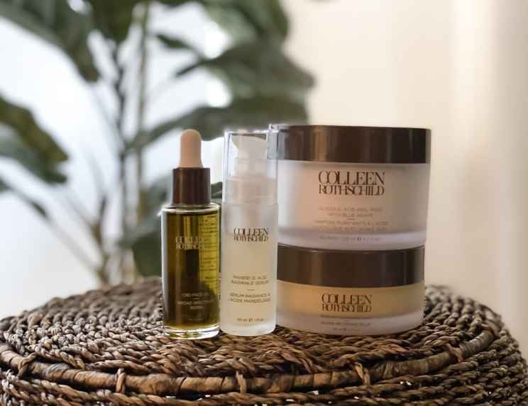 Colleen Rothschild CBD Face Oil Review