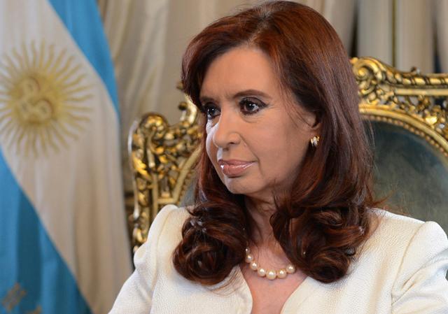Foto REUTERS/Argentine Presidency/Handout