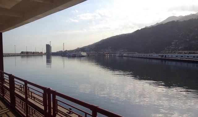 Vista general de la rada del Puerto La Guaira el 5 de enero de 2016 / lapatilla / Mario Martínez