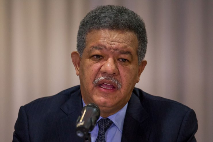 Leonel Fernández, ex presidente de República Dominicana (Foto: EFE)