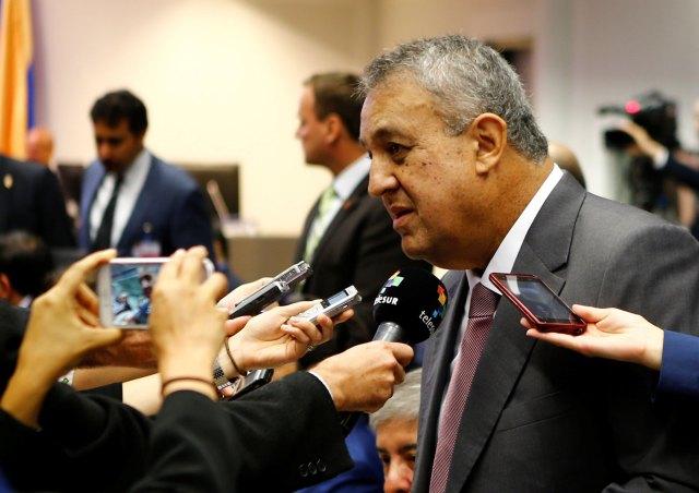 Eulogio del Pino (Foto Reuters)
