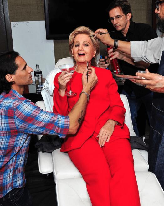 Foto: Katy Perry se disfrasa de Hillary Clinton / Instagram