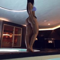¡Está más buena que Kim Kardashian! Estudiante de finanzas enloquece al mundo con sus exuberantes curvas