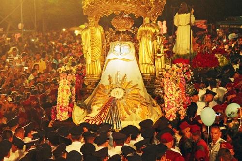 Virgen de Chiquinquirá 2