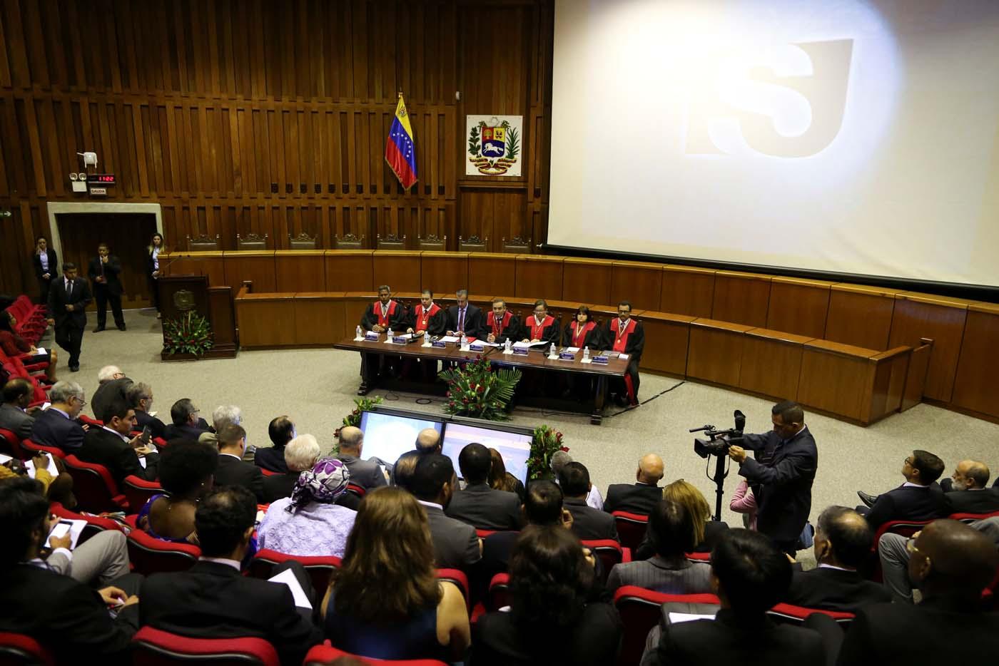Asamblea Nacional anunciará a los nuevos magistrados del TSJ este viernes