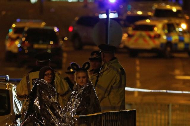 Atentado en Manchester / REUTERS/Andrew Yates