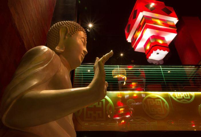 (Foto Buddha Bar )