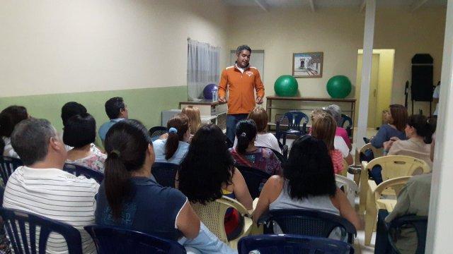 El concejal del municipio Baruta, Luis Somaza