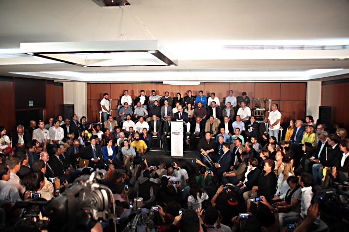 Freddy Guevara: Amparados en art. 333 y 350 vamos a elevar la lucha a una fase decisiva