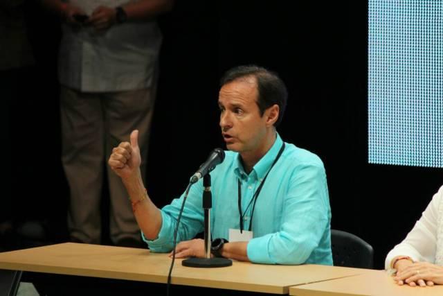 Jorge Tuto Quiroga, expresidente de Bolivia. Foto: Régulo Gómez / LaPatilla.com
