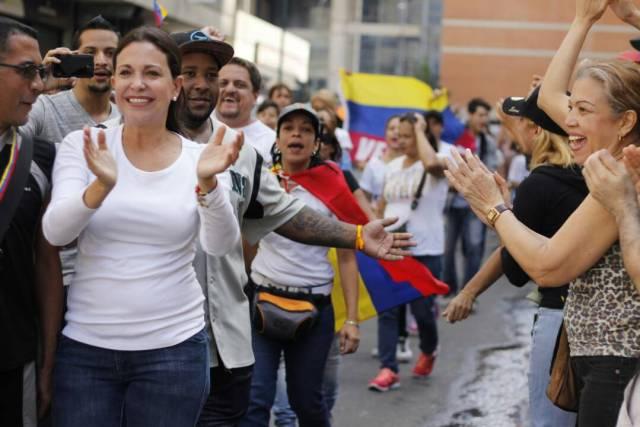 María Corina Machado / Foto: Prensa Vente Venezuela