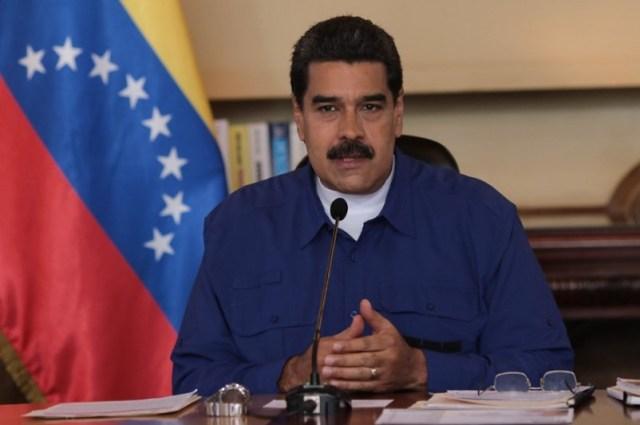 Presidente Nicolás Maduro. Foto: Twitter/@PresidencialVen