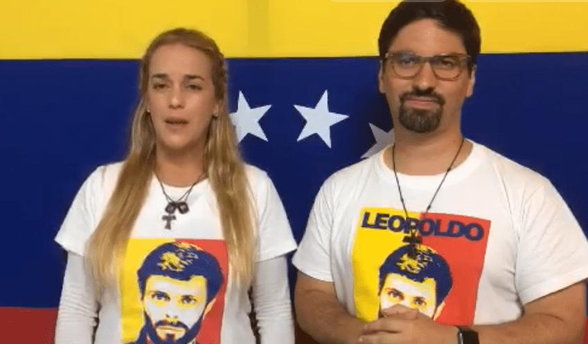 Tintori y Guevara convocan a los venezolanos a asistir masivamente al Trancazo de 10 horas