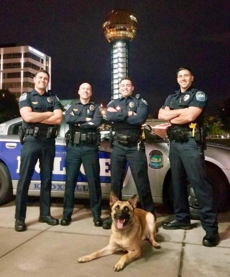 Foto: Knoxville Police Department / Facebbok