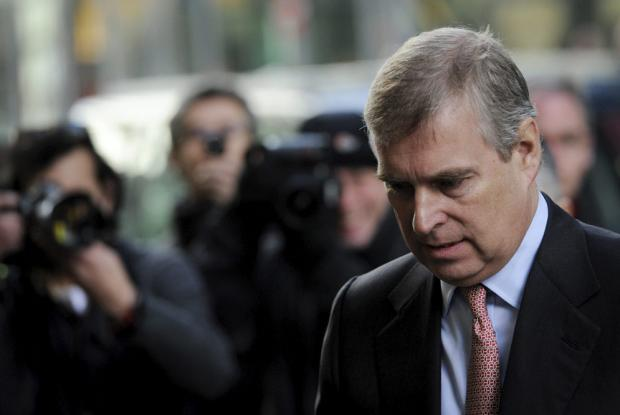 Principe andrés - Príncipe Andrés anuncia retiro de la vida pública tras escándalo Epstein