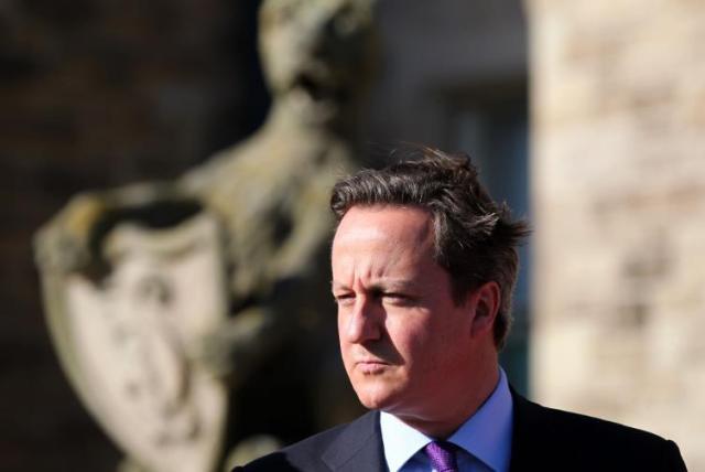 primer ministro britanico