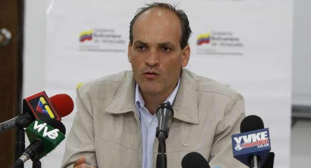 Ricardo Menéndez, ministo de Planificación, preside la delegación venezolana al examen DESC de la ONU