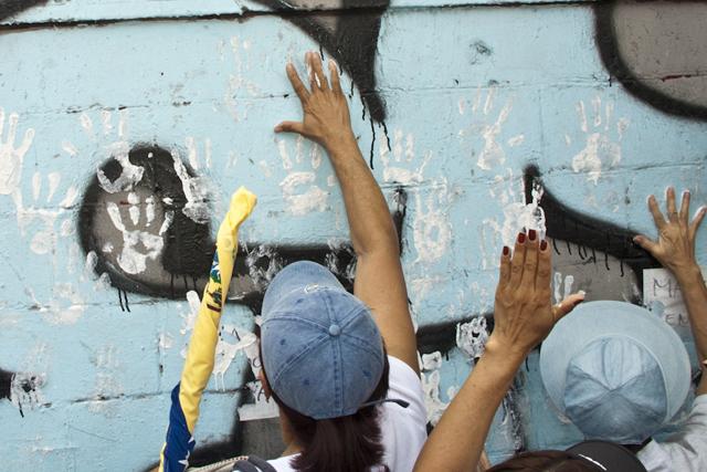 Movilización Pacífica Los Ruices 09 mar 2014 (4)