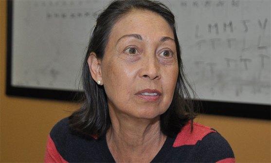 Choimei Lau el 16 de mayo de 2013.
