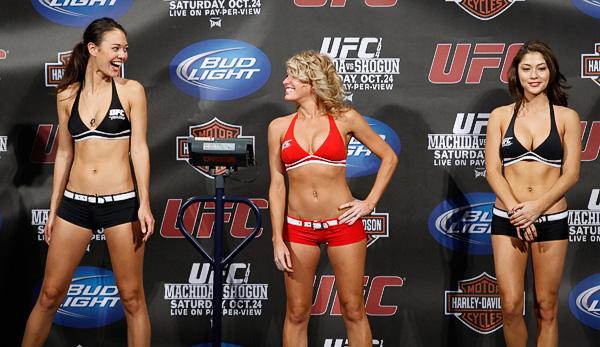 UFC: Lyoto Machida vs Mauricio Rua Weigh-In