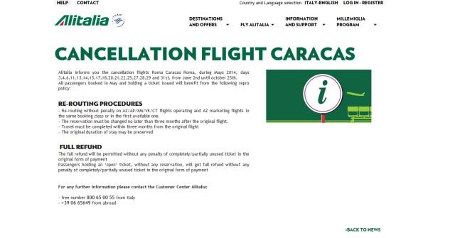 cancelationromacaracas