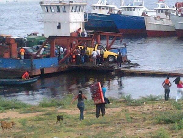 Foto: el Fortin de Guayana