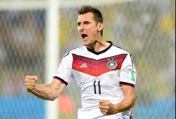 Klose goleador