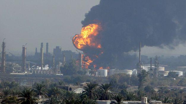 asaltan refinería en Irak